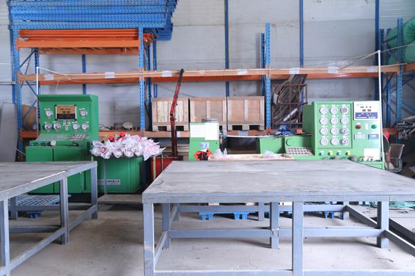 Compotec Industrial taller de ensamblaje en China