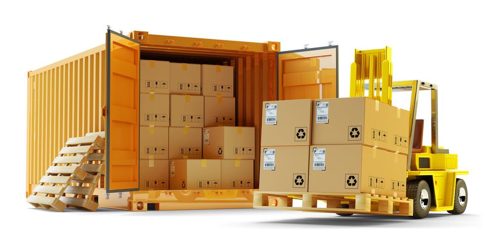 Protección de la mercancía para transporte marítimo