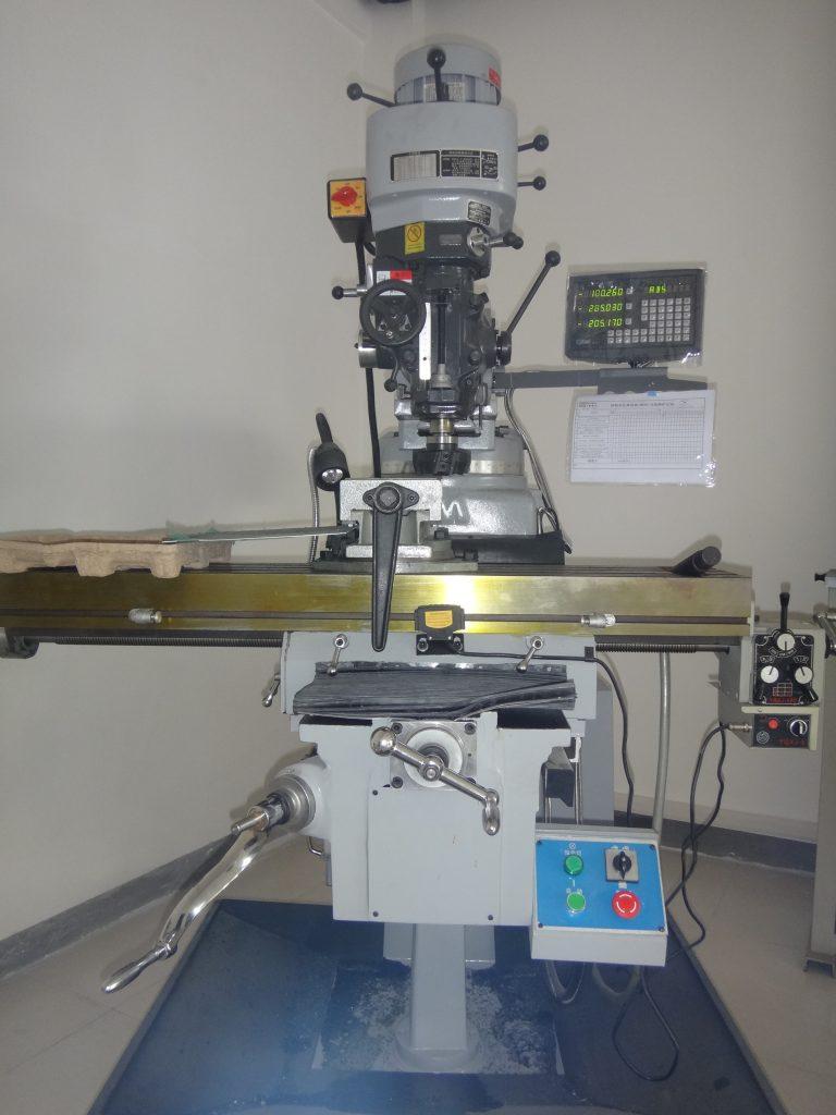 Fresadora preparar muestras para control de calidad en china